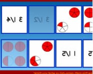 Matching mixed fractions online