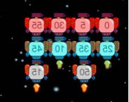Math invaders tanul�s j�t�kok